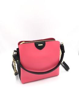 розовый/черный