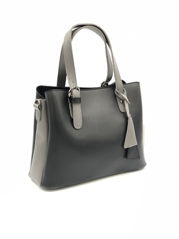серый/черный