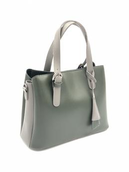 зелёный/серый